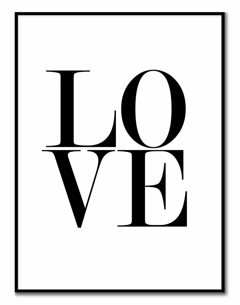 livstil Love White