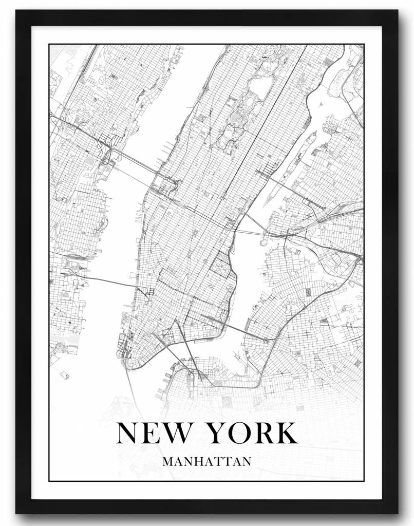 livstil Map New York