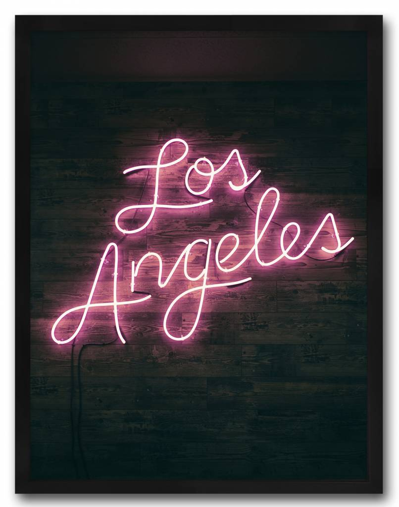 livstil Neon - Los Angeles