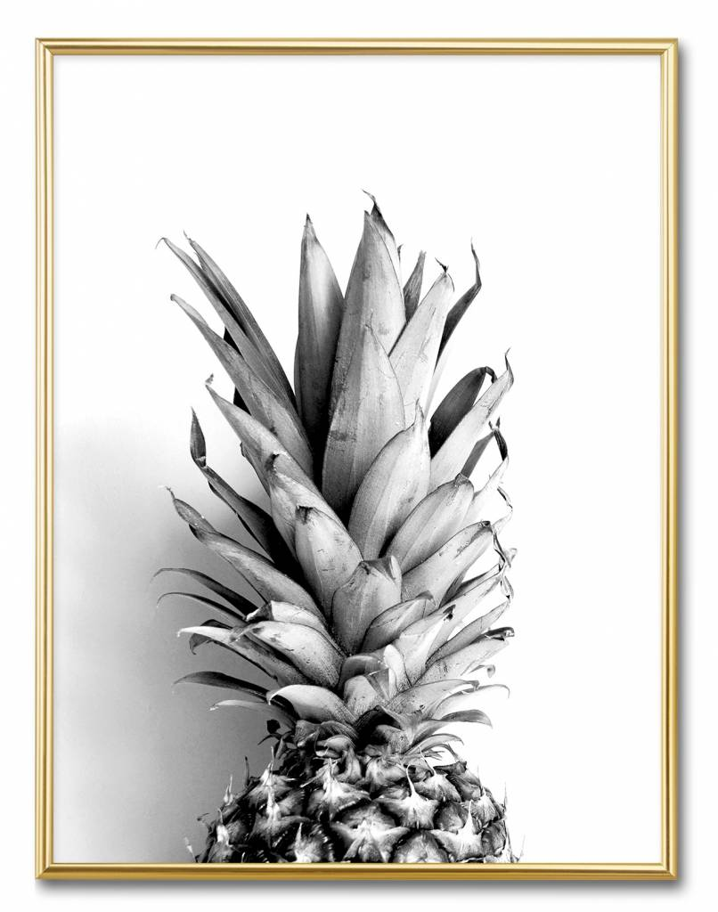 livstil Ananas Crown White