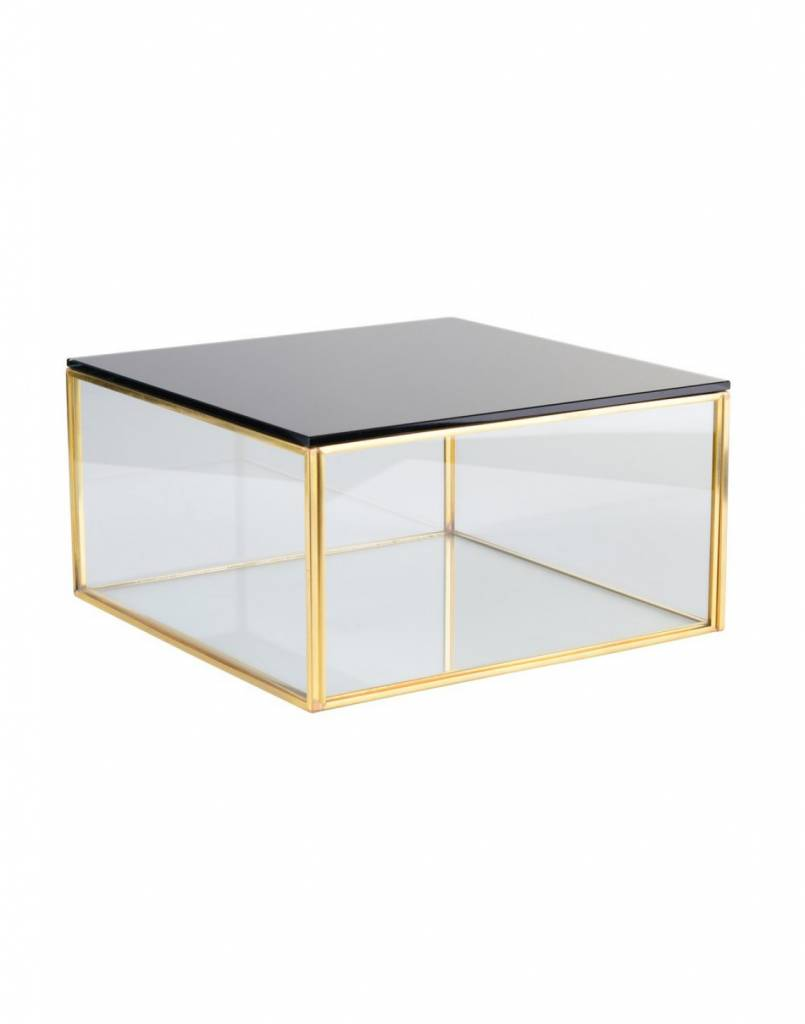 GIFT Company Glasbox Display Gold