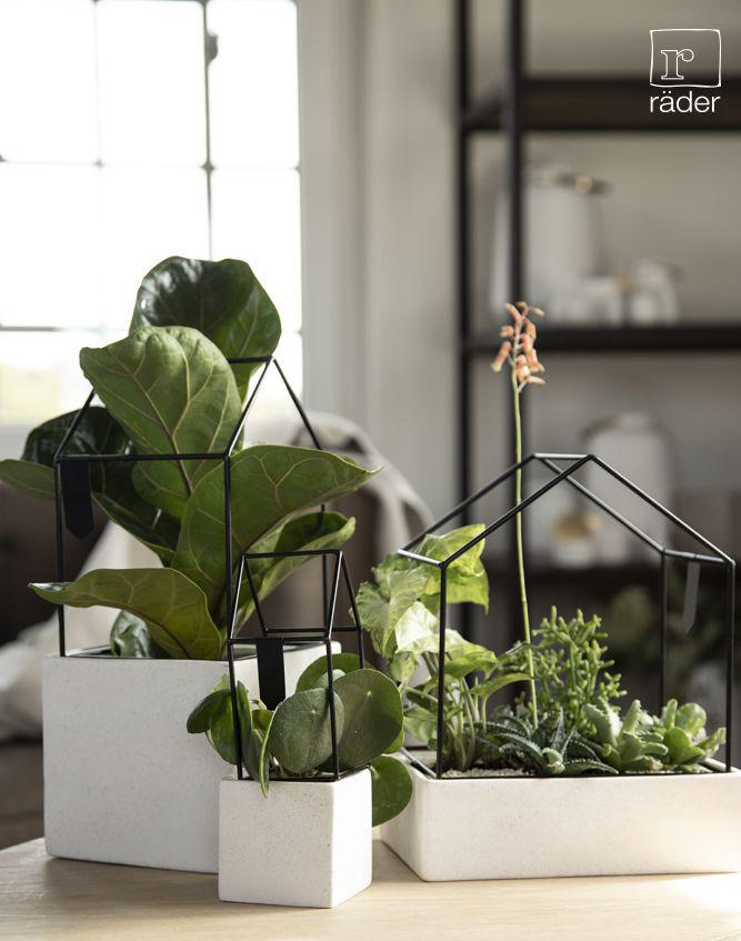 Räder Gartenhaus klein