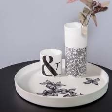 Räder Porzellanvase klein