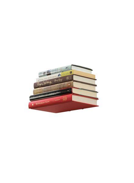 Bücherregal unsichtbar