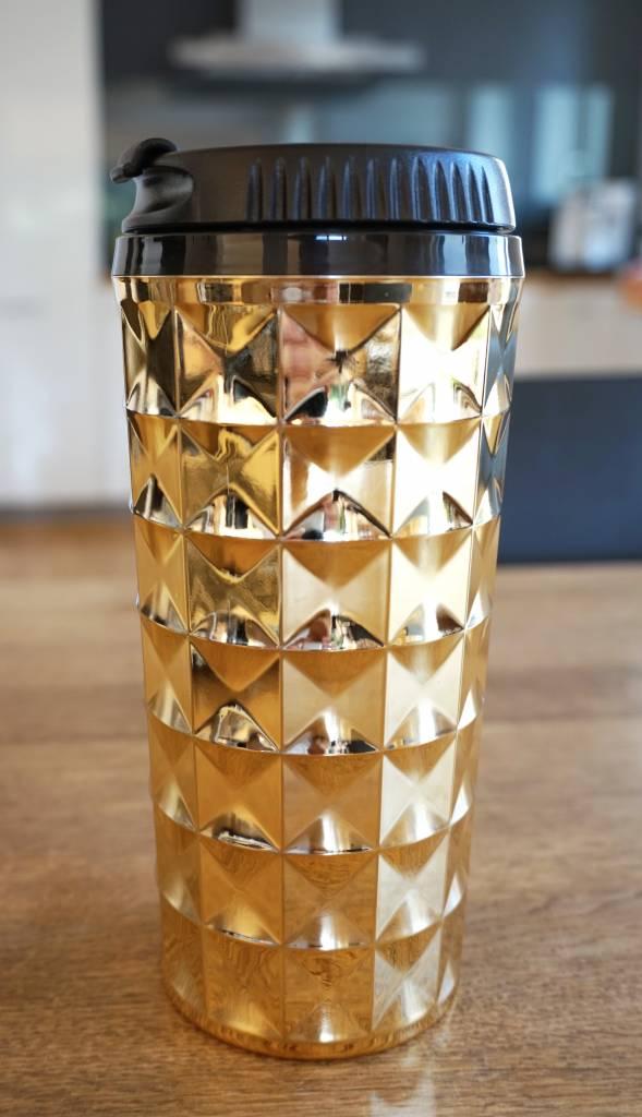 speedtsberg To-Go Becher Gold