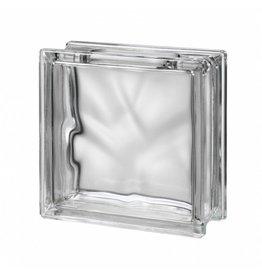Bouwglas Glassblock with hole