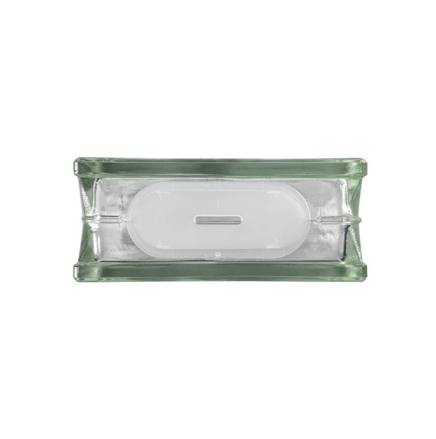 Bouwglas Glassblock with open side