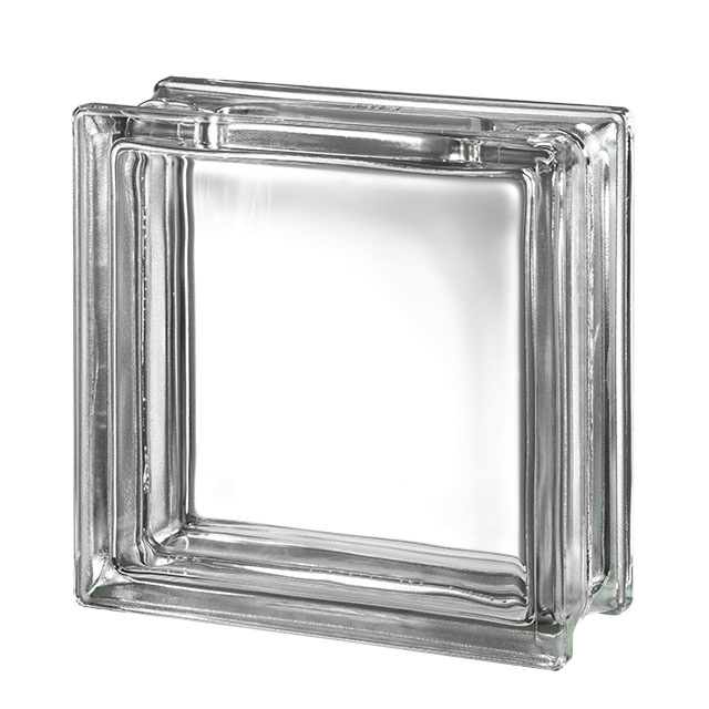 Bouwglas Glassblock with open side - Clearview