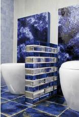 Seves VetroPieno Blu square