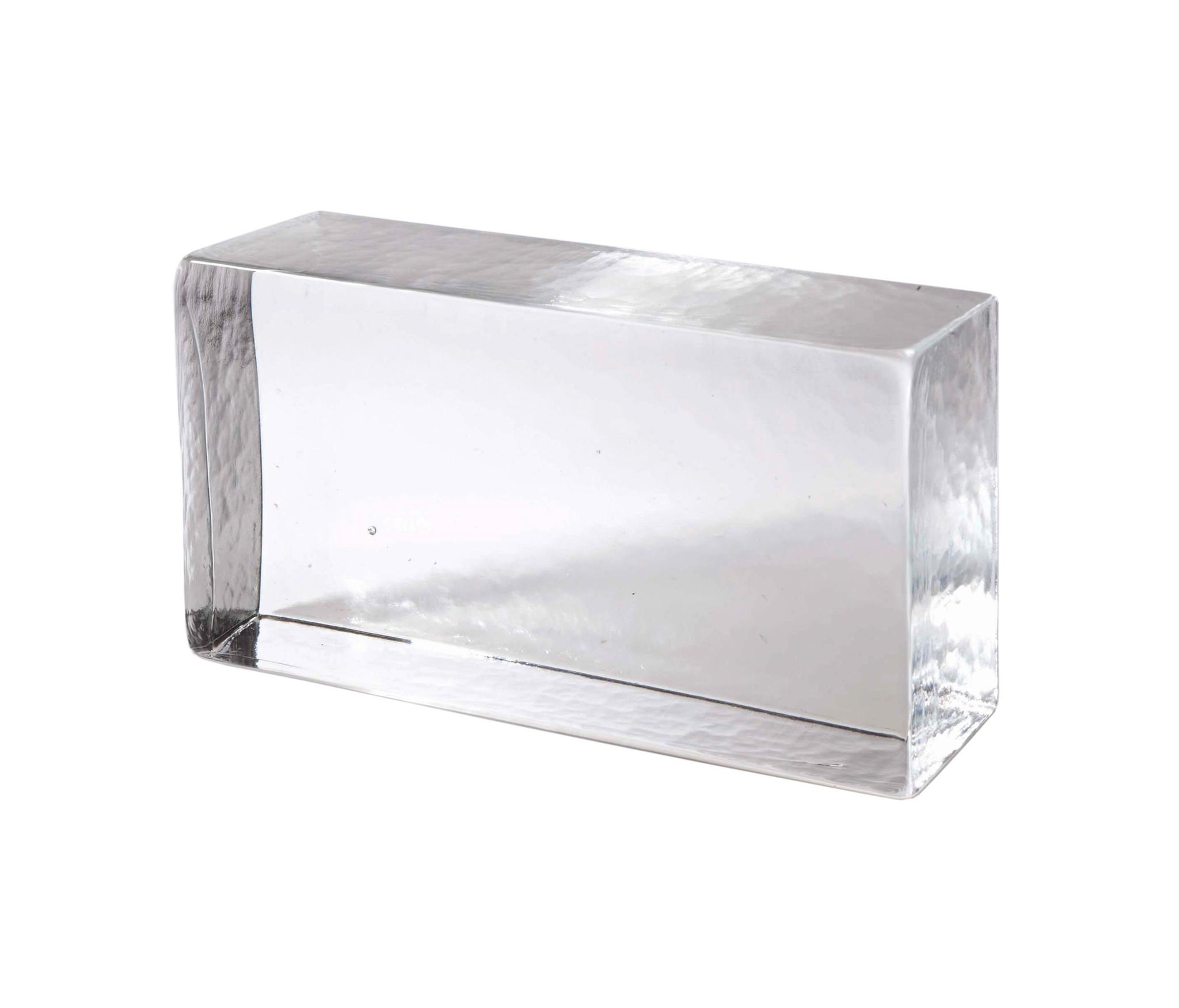 Poesia 4 x Glass Brick Cloud Neutal