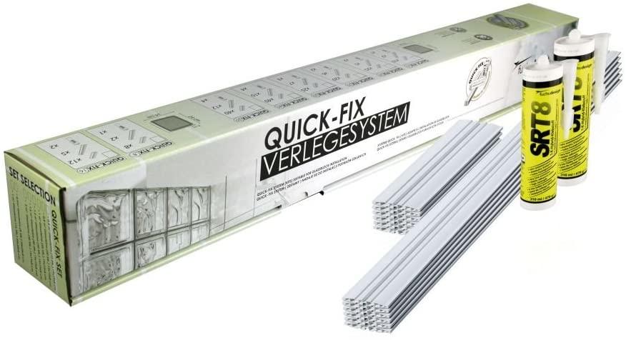Bouwglas Quickfix Glasblockkleberpaket