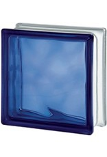 190x190x80 Wave Blauw