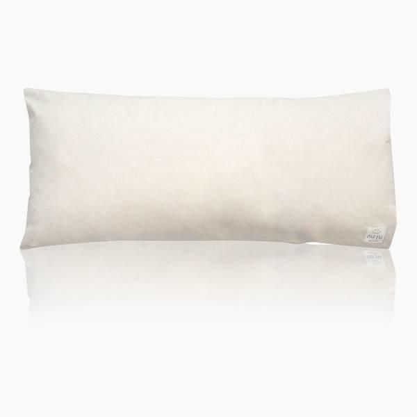 nu:ju® HOME nu:ju Kopfkissen Encasing aus Evolon®, silberionisiert, mit Milbenschutz | 1 Stück in 80x40 cm