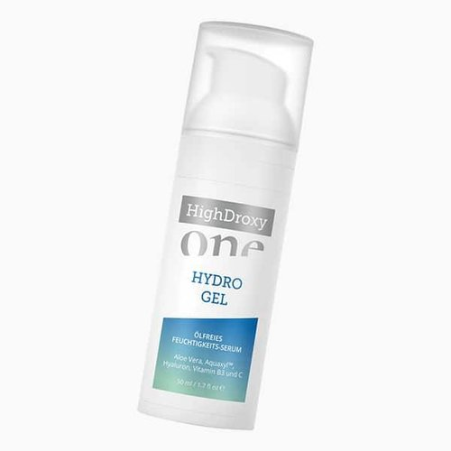 HighDroxy One HYDRO GEL | Oil-free gel serum for all skin types 50 ml