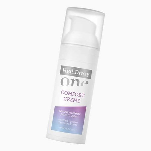 HighDroxy One COMFORT CREME | Trockene & reife Haut 50 ml