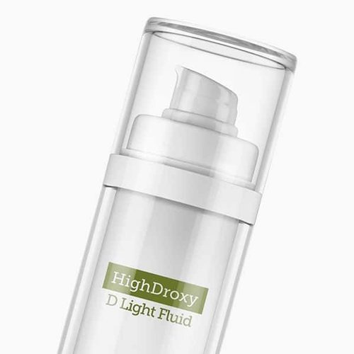 HighDroxy D LIGHT FLUID | Excellent UV protection SPF25 50 ml