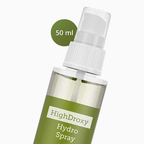 HighDroxy HighDroxy HYDRO SPRAY | Balancing and soothing moisturizer 50 ml