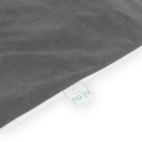 nu:ju® HOME nu:ju Anti-allergy duvet cover SOFT TOUCH made of Evolon®, silver-ionised | 1 pc. in 155 x 200 cm
