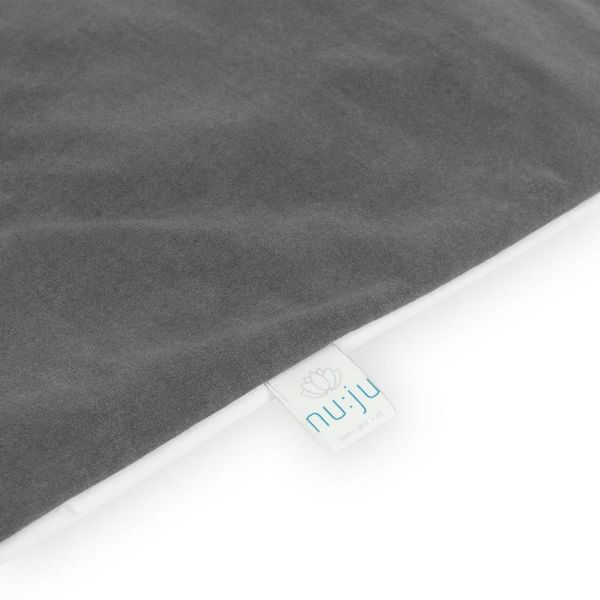 nu:ju® HOME nu:ju Anti-allergy duvet cover SOFT TOUCH made of Evolon®, silver-ionised | 1 piece in 135 x 200 cm