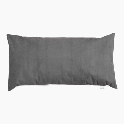 nu:ju® HOME Allergiker Kissenbezug aus Evolon® | 1 Stück in 40x80 cm