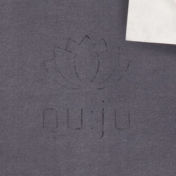 nu:ju® Beauty nu:ju Microfibre facial cleansing cloth 2in1 made of Evolon®, silver-ionized | 2 cloths incl. travel case