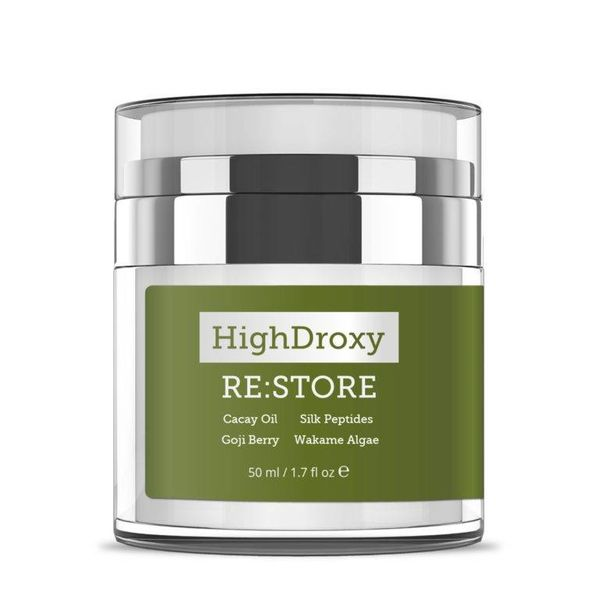 HighDroxy HighDroxy RE:STORE Cream | Intensely protective, balancing and regenerating face cream 50 ml