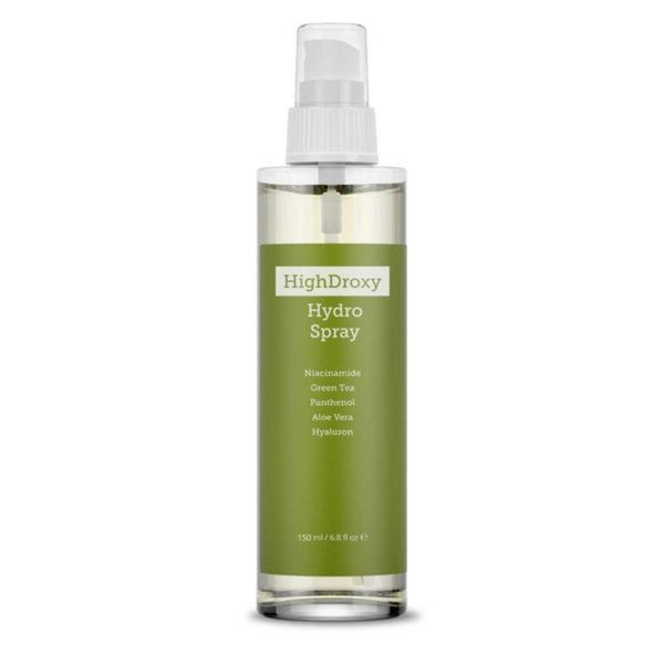 HighDroxy HighDroxy HYDRO SPRAY | Balancing and soothing face mist 150 ml