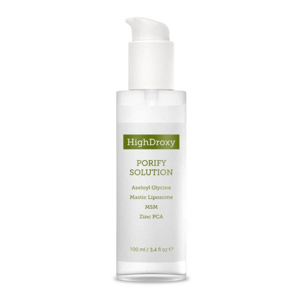 HighDroxy HighDroxy PORIFY SOLUTION | Pore-refining and sebum-regulating lotion 100 ml