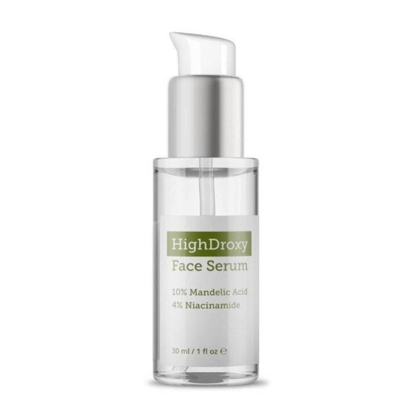 HighDroxy FACE SERUM   The slightly different AHA serum, mild and yet highly effective 30 ml