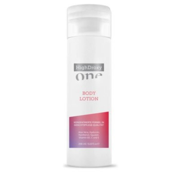 HighDroxy One HighDroxy One BODY LOTION | Intensiv pflegende Bodylotion 200 ml