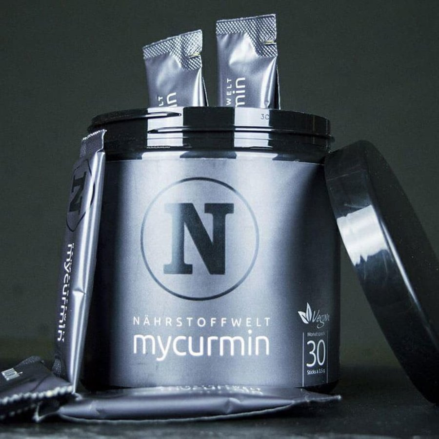 MYCURMIN® Supplement for health prevention | 30 day treatment