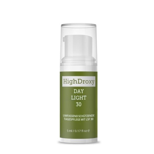 HighDroxy DAY LIGHT 30 | Travel size 5 ml