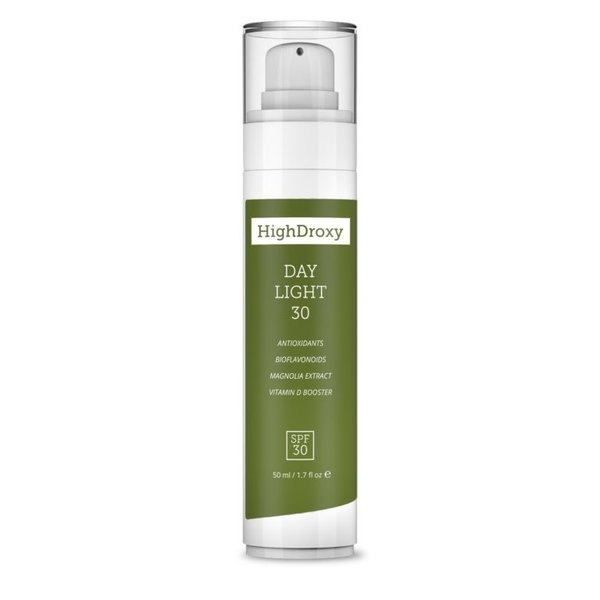 HighDroxy HighDroxy DAY LIGHT 30 | Pflegendes Tagesfluid mit LSF30 50 ml