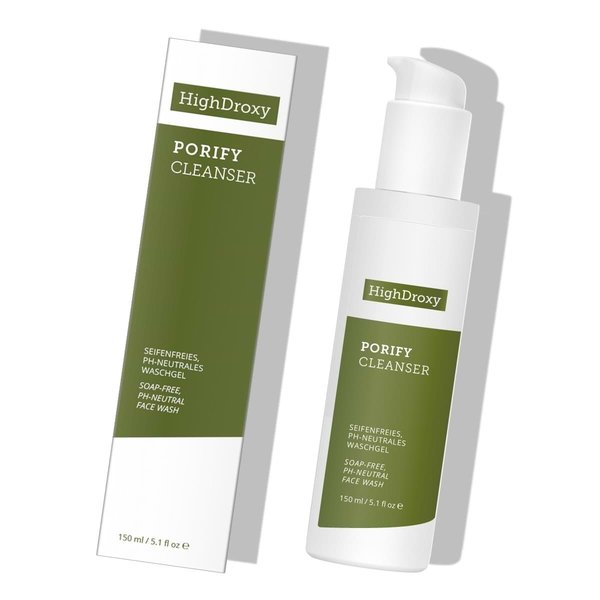 HighDroxy HighDroxy PORIFY CLEANSER | Gently foaming cleansing gel 150 ml