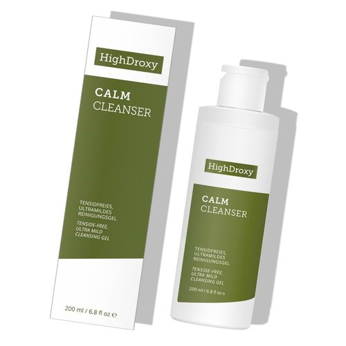 HighDroxy CALM CLEANSER | Mild, non-foaming facial cleanser 200 ml