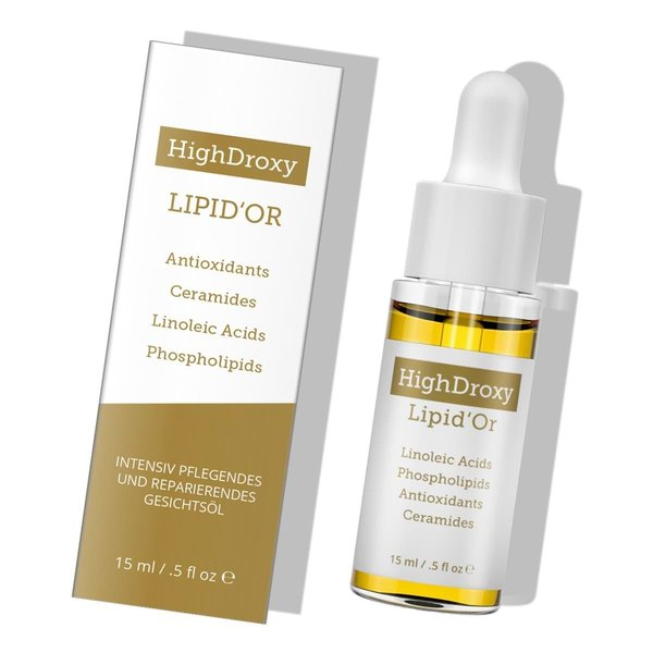 HighDroxy HighDroxy LIPID'OR | The gold standard among face oils 15 ml