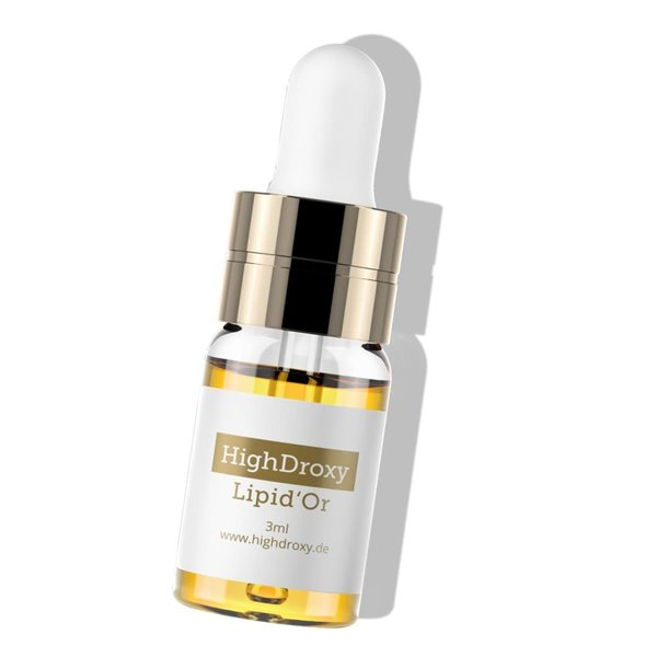 HighDroxy HighDroxy LIPID'OR | Travel size 3 ml