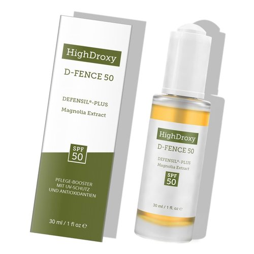 HighDroxy D-FENCE 50 | Booster and SPF 50 30 ml
