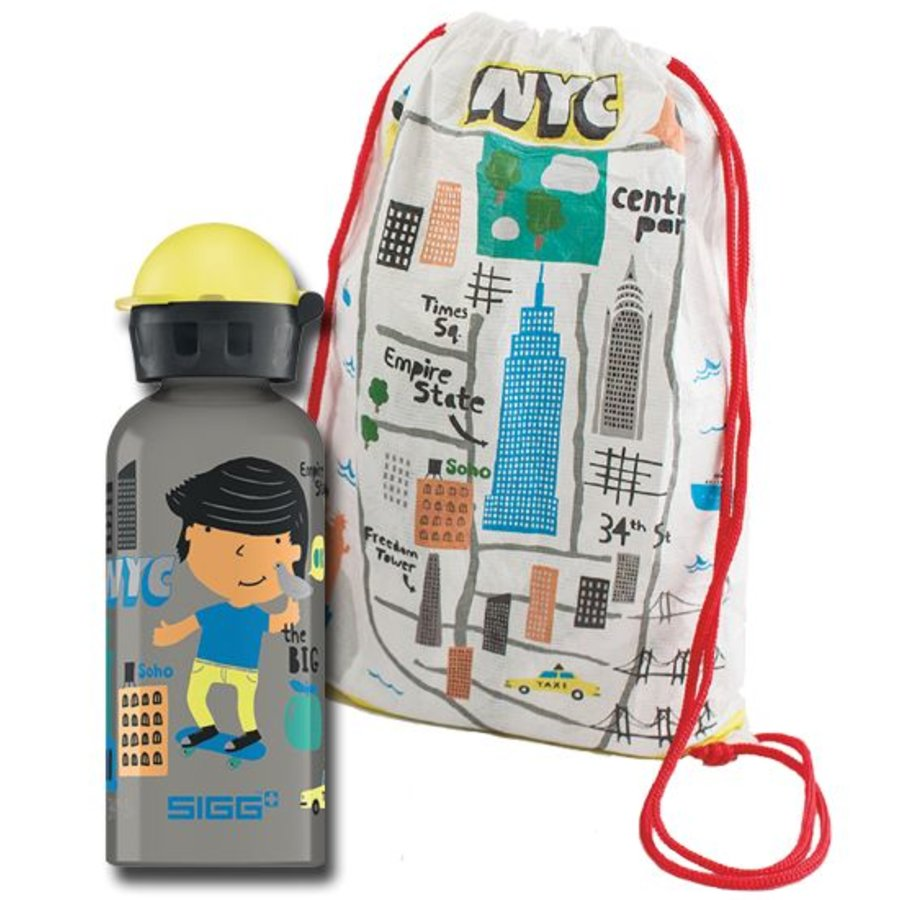 Travel Boy New York (0.4L)-2