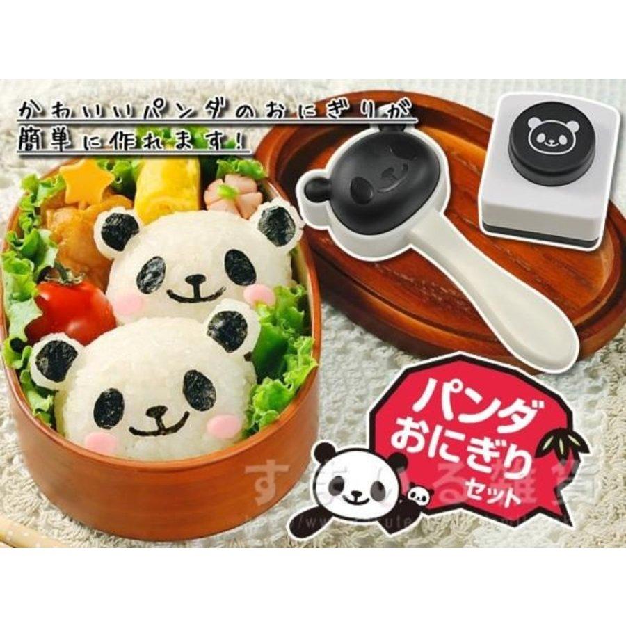 Panda Onigiri Set-2