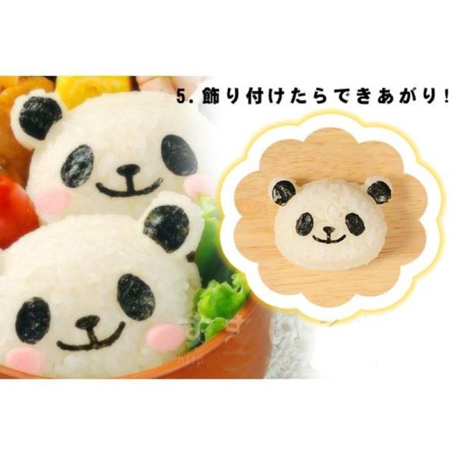 Panda Onigiri Set-4