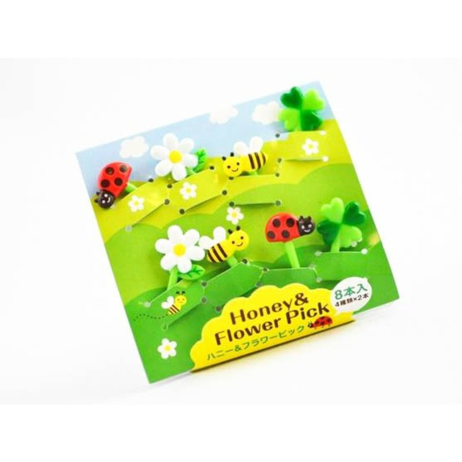 Bento Picks Honey & Flower-1