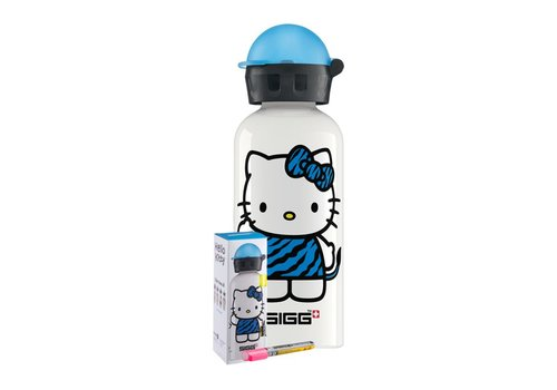 SIGG Bottle Hello Kitty Zebra Costume (0.4L)