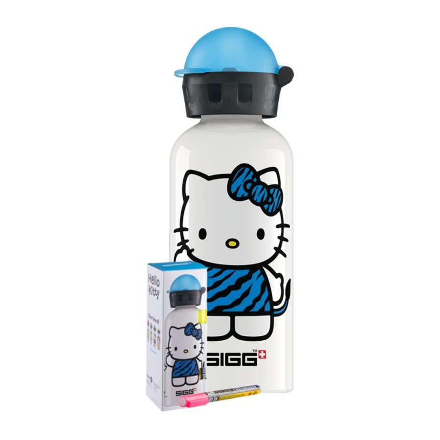 Bottle Hello Kitty Zebra Costume (0.4L)-1