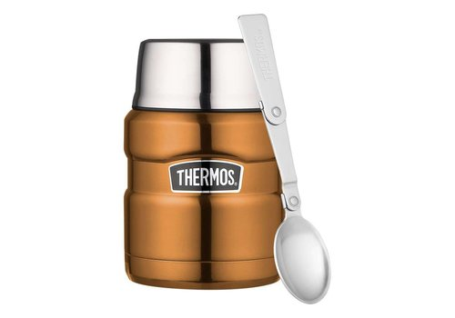 Thermos® Stainless King™ Food Jar (0.47L - Koper/Copper)