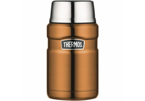 Thermos® Stainless King™ Food Jar (0.71L - Koper/Copper)