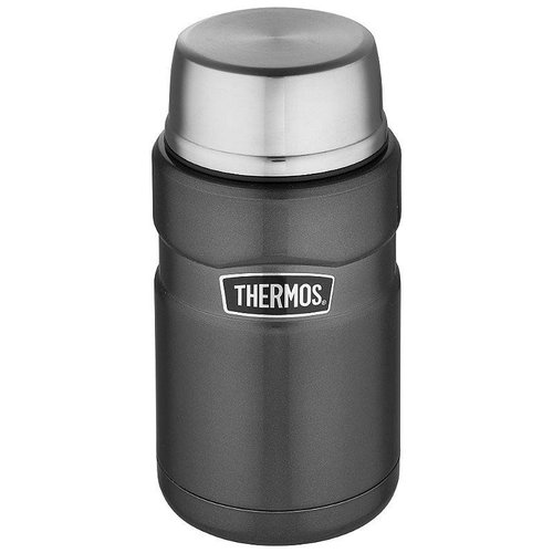 Thermos® Stainless King™ Food Jar (0.71L - Spacegrijs)