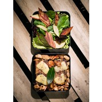 thumb-Bento Box Square (Zwart)-2