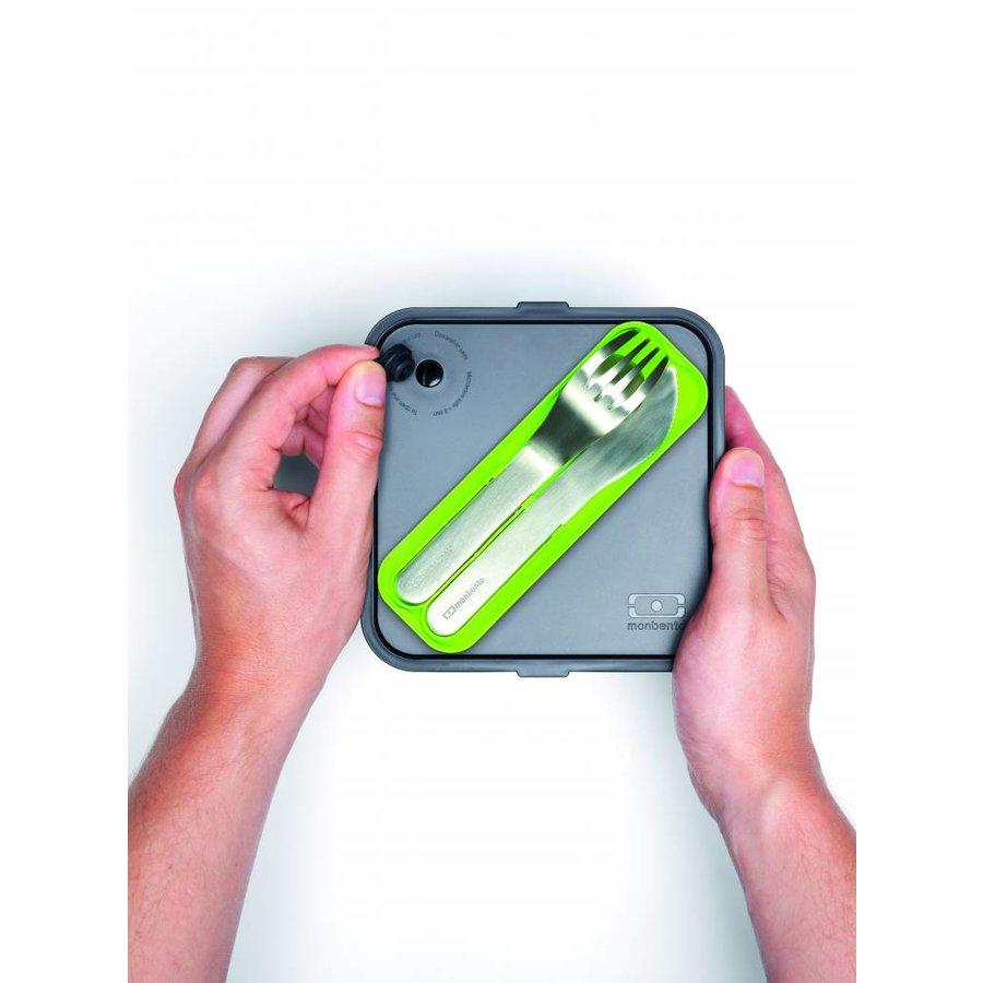 Pocket Cutlery (Groen)-5