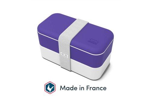 Monbento Bento Box Original (Ultra Violet)